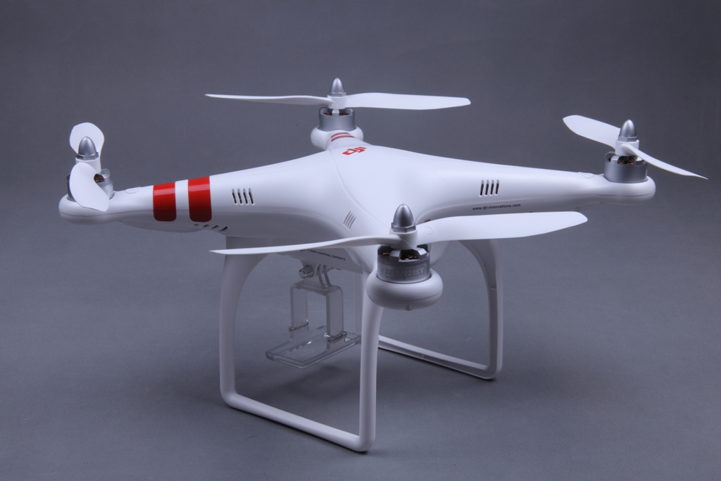 The DJI Phantom 1 Quadcopter – My Super Cool Toy