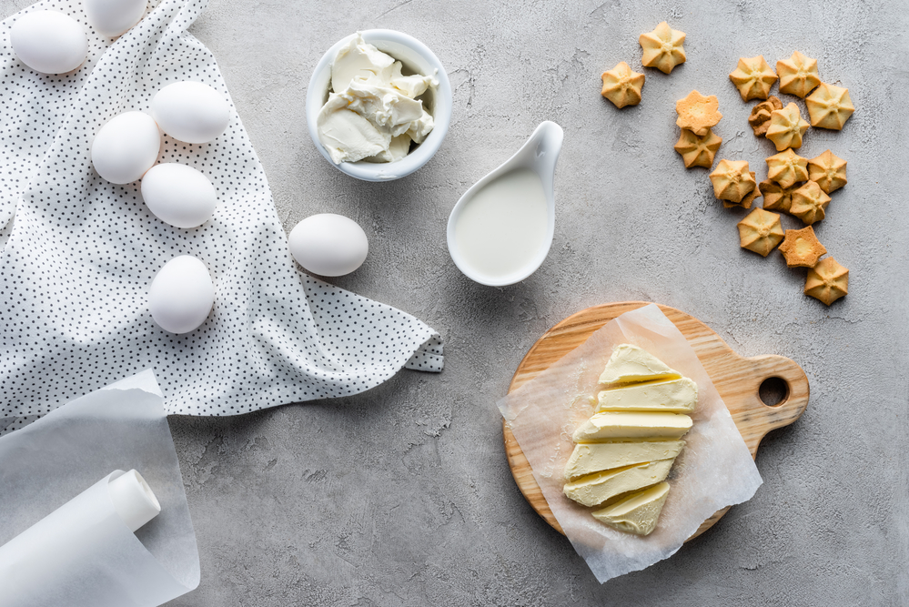 Southern Cream Cookies